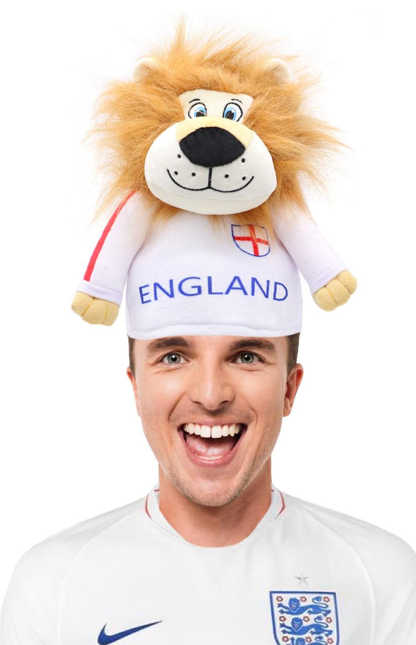 England Lion Hat