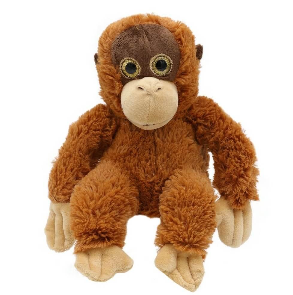Otis Orangutan Soft Toy