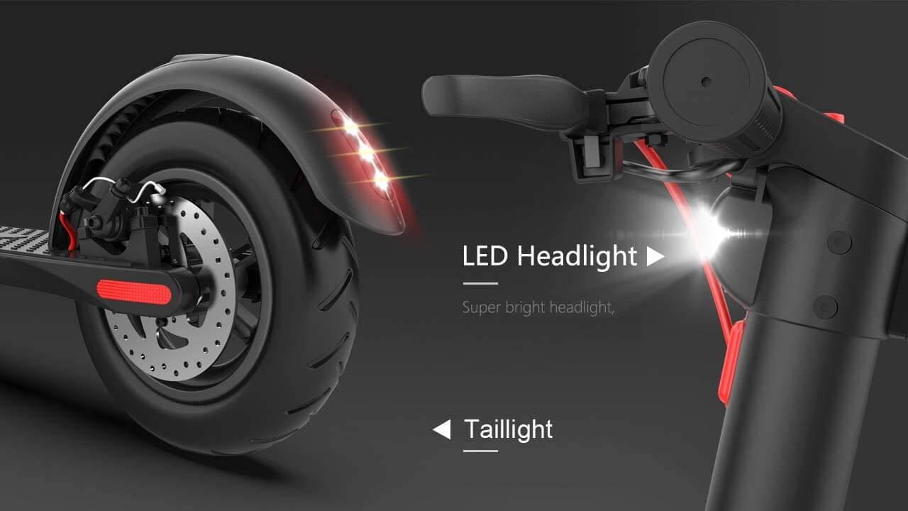Shock Wheelz LED Headlight