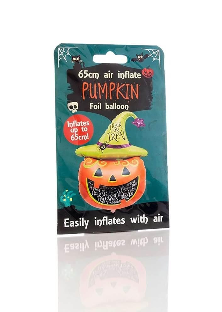 Pumpkin Balloon Packaging