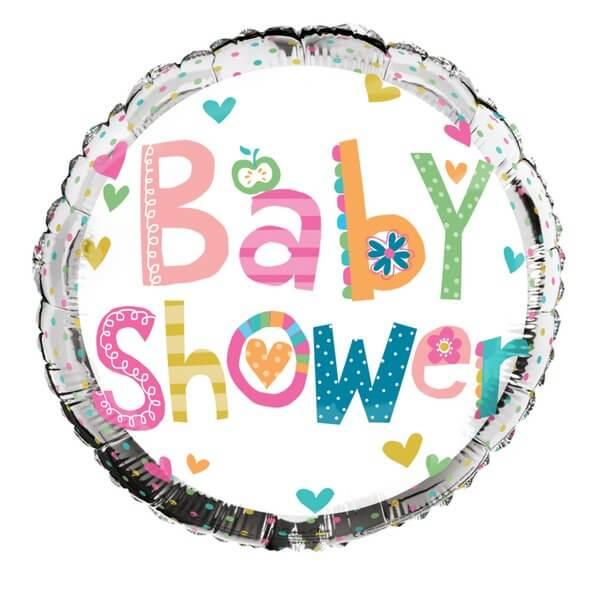 Balloon Foil - Baby Shower