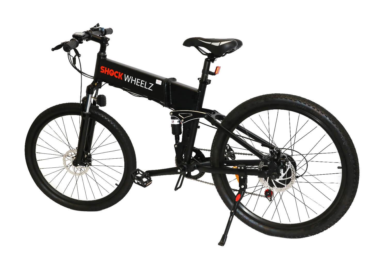 Shock Wheelz Bike 2