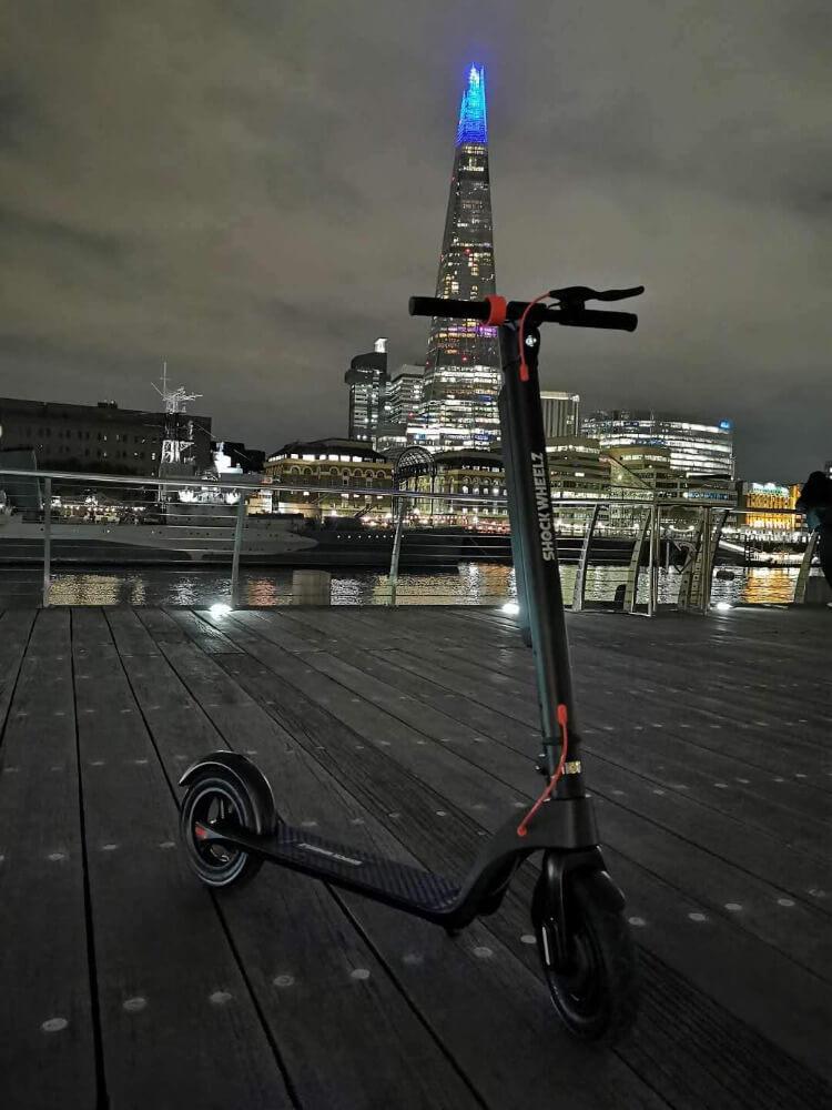 Shock Wheelz London shot