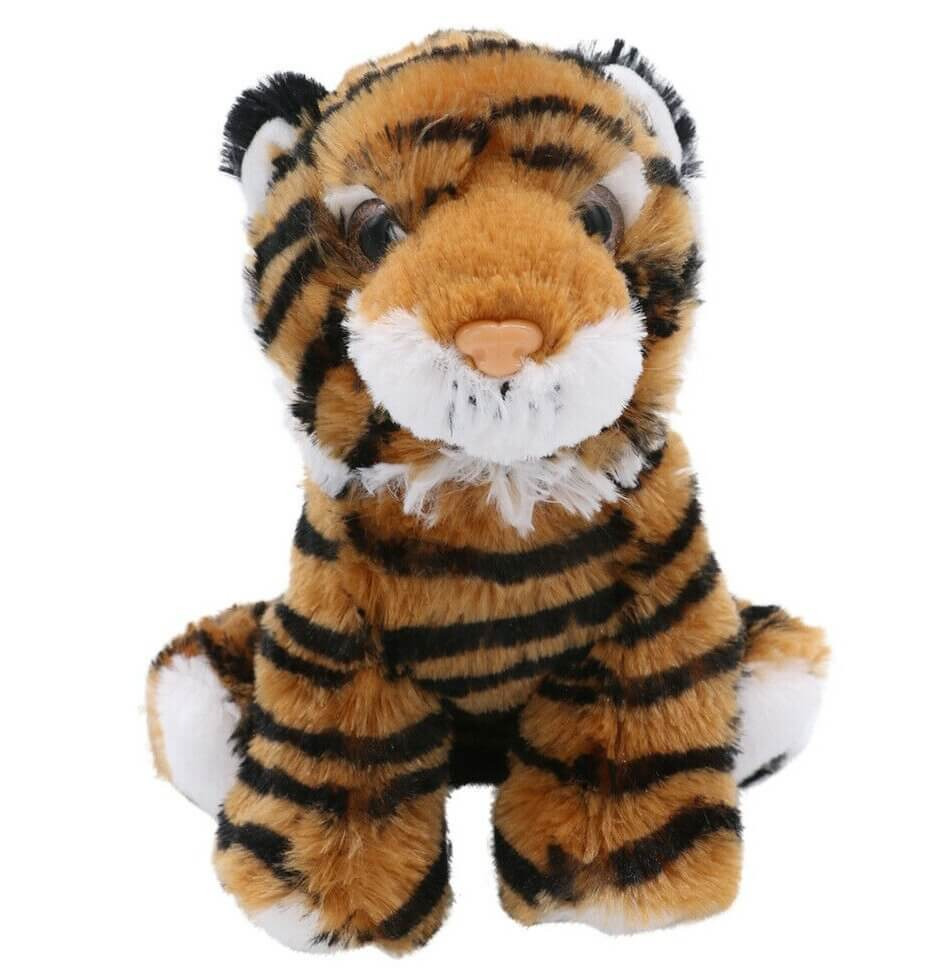 Ted Tiger Soft Toy