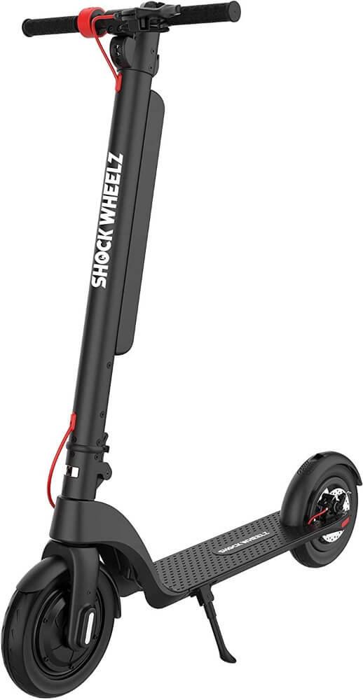 Shock Wheelz ™ PRO-MAX E SCOOTER