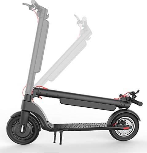 Shock Wheelz Foldable